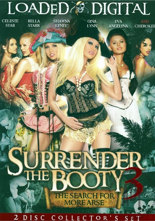 [18+] Surrender The Booty 3