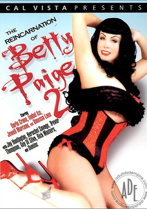 [18+] The Reincarnation of Betty Paige 2
