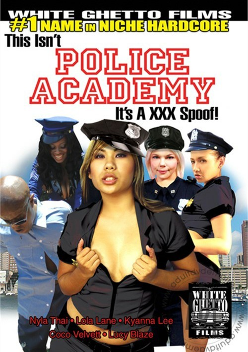 [18+] This Isn't Police Academy...It's A XXX Spoof!