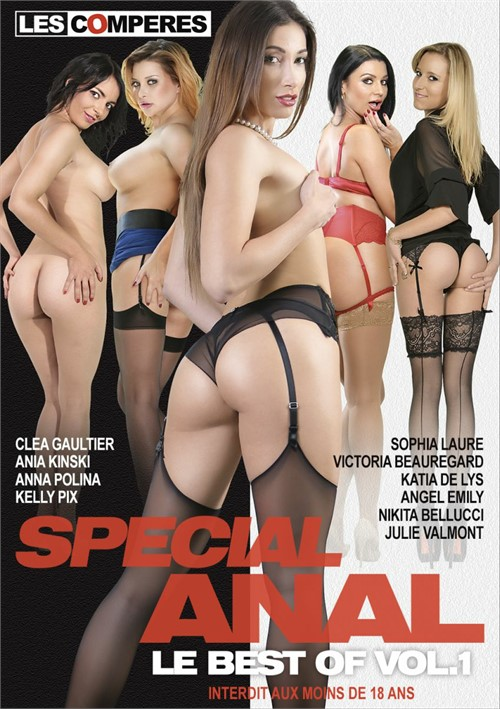 [18+] Special Anal Le Best Of